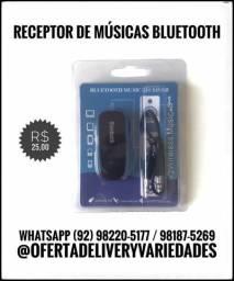 Receptor Bluetooth Receiver Music bluetooth