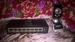 Vendo uma suíte e uma câmera webcam comprar usado  São Luís