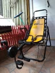 Cadeira de fazer exercícios