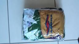 Jogo de camisa de futebol