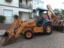 Retro Escavadeira CASE 580M 2010 4X2