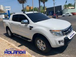 FORD RANGER 2013/2013 3.2 LIMITED 4X4 CD 20V DIESEL 4P AUTOMÁTICO - 2013
