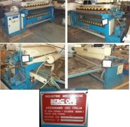 Máquina de Lixar Couro Bergi Hydro Britz 218 - #3859