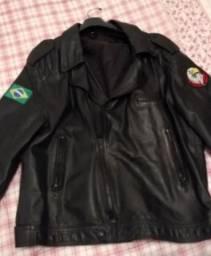 Jaqueta de Couro legítimo comprar usado  Campinas