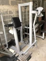 Aparelhos para academia de musculação
