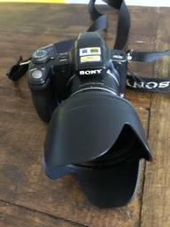 Câmera fullhd cyber shot DSC-h50