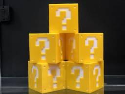 Título do anúncio: Cubos Luminária Gamer na Promoção
