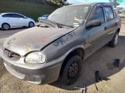 Título do anúncio: Corsa sedan wind 1.0 2003 Sucata para retirada de peças DL67