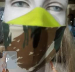 Máscaras  3D.
