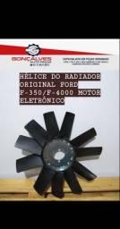 Hélice do motor