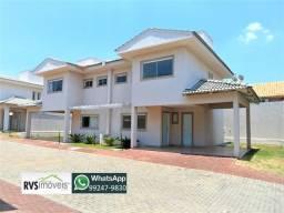 Casa em condomínio em Aparecida de Goiânia, 3 quartos, amplo quintal, 106m