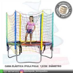 Título do anúncio: Pula Pula ( Cama Elástica ) 1,83m Color, Temos pronta entrega !!