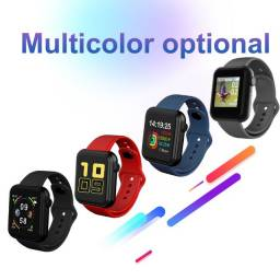 Relógio Smart Watch V6 Tela Colorida HD Esportes Chamadas