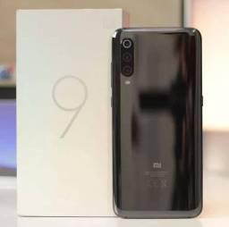 Xiaomi Mi9 6/128gb Preto. Snapdragon 855. completo. Troco