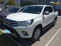 Toyota Hilux SRV 2.7 Flex 2018 - Extraaa apenas 46.000km