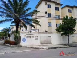 Apartamento com 2 quartos - Morada de Laranjeiras - Serra/ES