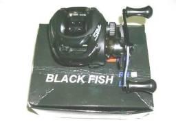 Carretilha Starriver Black Fish lado Direito nova 5 rolamentos