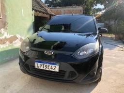Ford Fiesta Flex 2011 - Completo c/ GNV