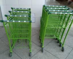 Carrinhos para supermercados