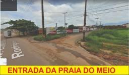 Vendo Terreno na entrada da Praia do Meio - Araçagy - São Luis/MA