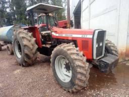 Trator Massey 297, ano 2001