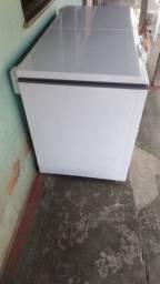 Freezer pouco tempo de uso