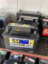 Baterias originais usadas