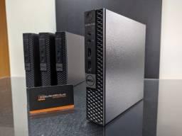 Mini PC Dell Optiplex i5 (6ªger) 8GB 240GB de SSD - Nota Fiscal e Garantia de 6 Meses