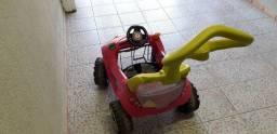 Carro infantil Bandeirante Smart
