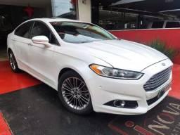 Ford Fusion Titanium 2.0 Gtdi Awd 2014 Imperdivel Financia 100%