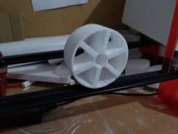 Maquina para cortar isopor