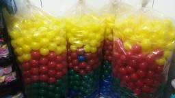 1000 bolinhas coloridas para piscina de bolinhas (Novo)