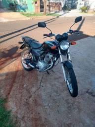 Moto HONDA GC 125