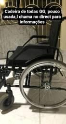 Cadeira de rodas GG