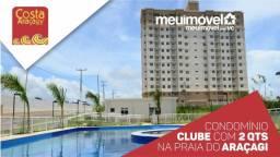8* Apartamento Pronto par Morar Costa Araçagy