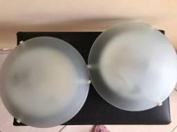 2 Luminária de teto