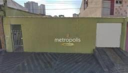 Terreno à venda, 275 m² por R$ 745.000,00 - Olímpico - São Caetano do Sul/SP