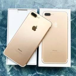 iPhone 7 Plus 32Gb Completo e Perfeito