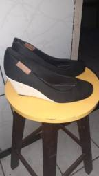 Sapato novo usei só uma vez