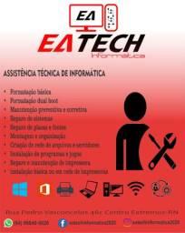Serviços técnicos de informática