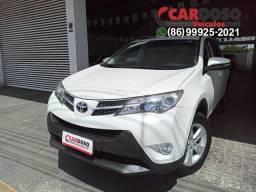 Toyota RAV4 - Único dono - Estado de 0Km - 2014