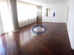 Apartamento com 3 dormitórios para alugar, 248 m² por R$ 2.200/mês - Vila Mendonça - Araça