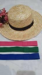 Chapéu  de Palha Paris