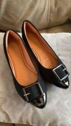 Sandálias rasteiras, mule, sapatilhas