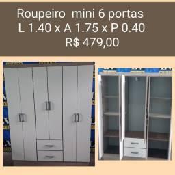 ROUPEIRO 6P. a partir de R$ 479,00