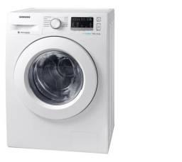 Lavadora e secadora de roupas ( lava e seca ) Samsung WD90M4453 branca 9kg 220V