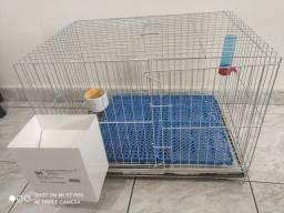 Gaiola para Mini coelho e Porquinho da India