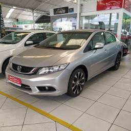 Honda Civic 2.0 LXR Automático 2016 (Flex)
