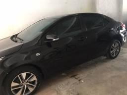 Corolla 2015 extra chave reserva e manual