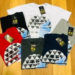 Camisas de diversas marcas